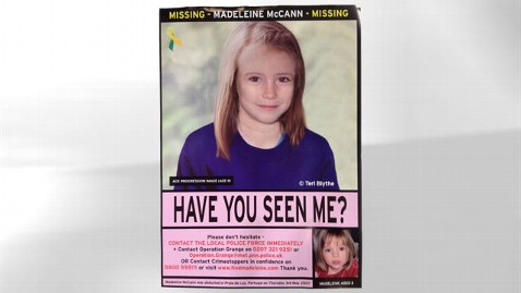 ht madeleine mccann missing poster nt 120502 wblog Madeleine McCanns Parents Find New Hope Years After Disappearance