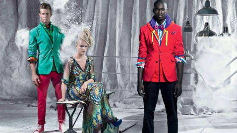 ht mandela fashion nt 120510 wblog Colorful Nelson Mandela Clothing Line Coming to US