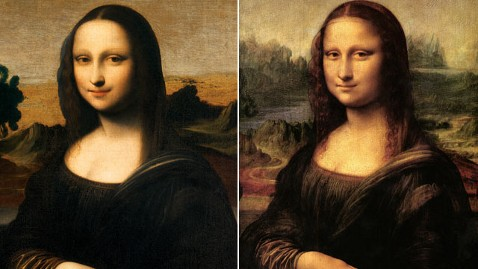 ht mona lisa split nt 120926 wblog World News Behind the Scenes: 9/27/2012