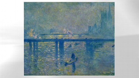 ht monet charing cross bridge jef 121016 wblog Video Released of Daring Rotterdam Art Heist