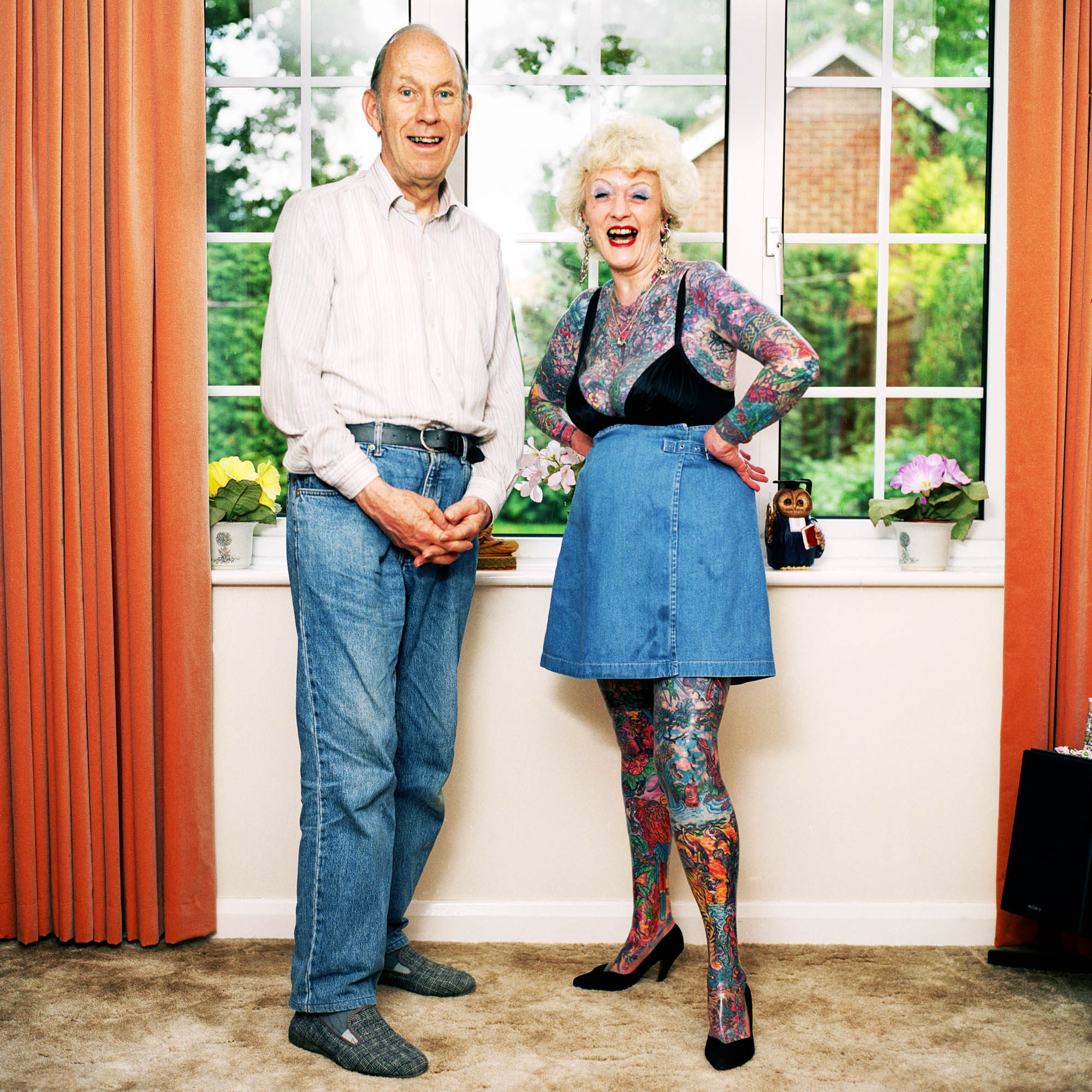 Фото бабушки на коленях 20 фотография