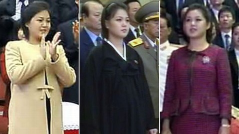 ht ri sol ju jp 120103 wblog North Koreas Latest Guessing Game: Did First Lady Have a Baby?