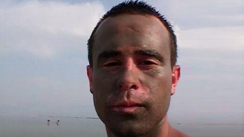 Israeli soldier blackface