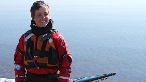ht sarah outen 1 jt 120414 wblog Sarah Outen: British Woman Attempts to Row Solo Across Pacific Ocean