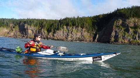 ht sarah outen 2 jt 120414 wblog Sarah Outen: British Woman Attempts to Row Solo Across Pacific Ocean