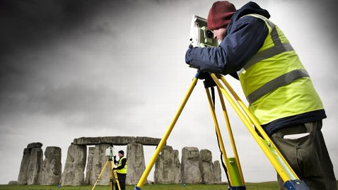 ht stonehenge laser scan 2 jef 121009 wblog World News Instant Index 10/9/2012