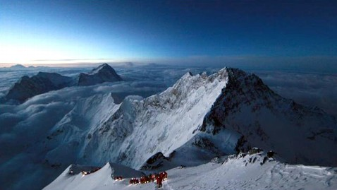 ht team climb nt 120420 wblog Nightline Daily Line, April 20: Back to Everest