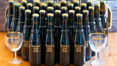 ht thirty bottles of westvleteren XII with gift packaging thg 121212 wblog Worlds Best Beer Available in Stores for First Time