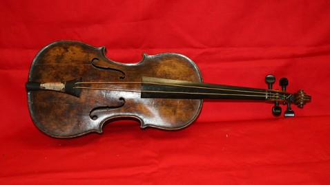 Instant Index: Titanic Violin Authenticated; Missing Iditarod Dog Found