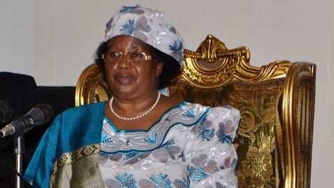 nc joyce banda jt 120407 wblog Malawis New Leader: Joyce Banda Becomes Second Woman President in Africa