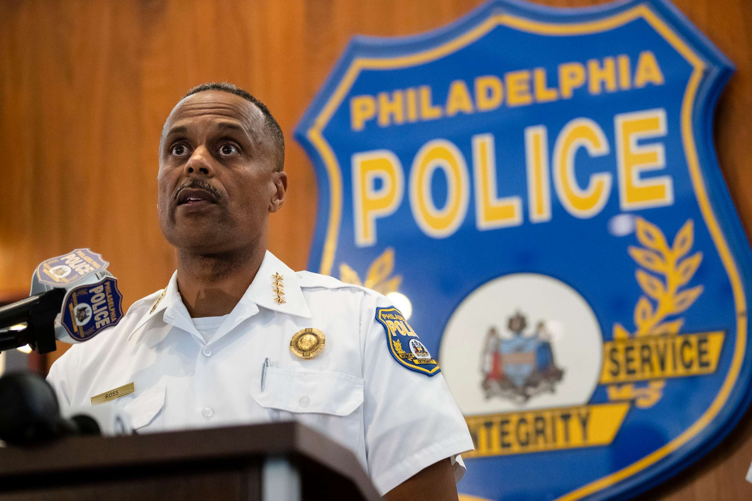 72 Philadelphia police officers 'removed from the street