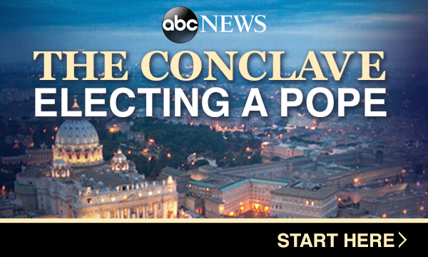 Papal Conclave 2013 | The Conclave Electing A Pope Interactive Infographic - ABCNews