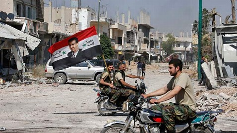 rt battle of qusair syria ll 130605 wblog Syrian and Hezbollah Forces Take Strategic City