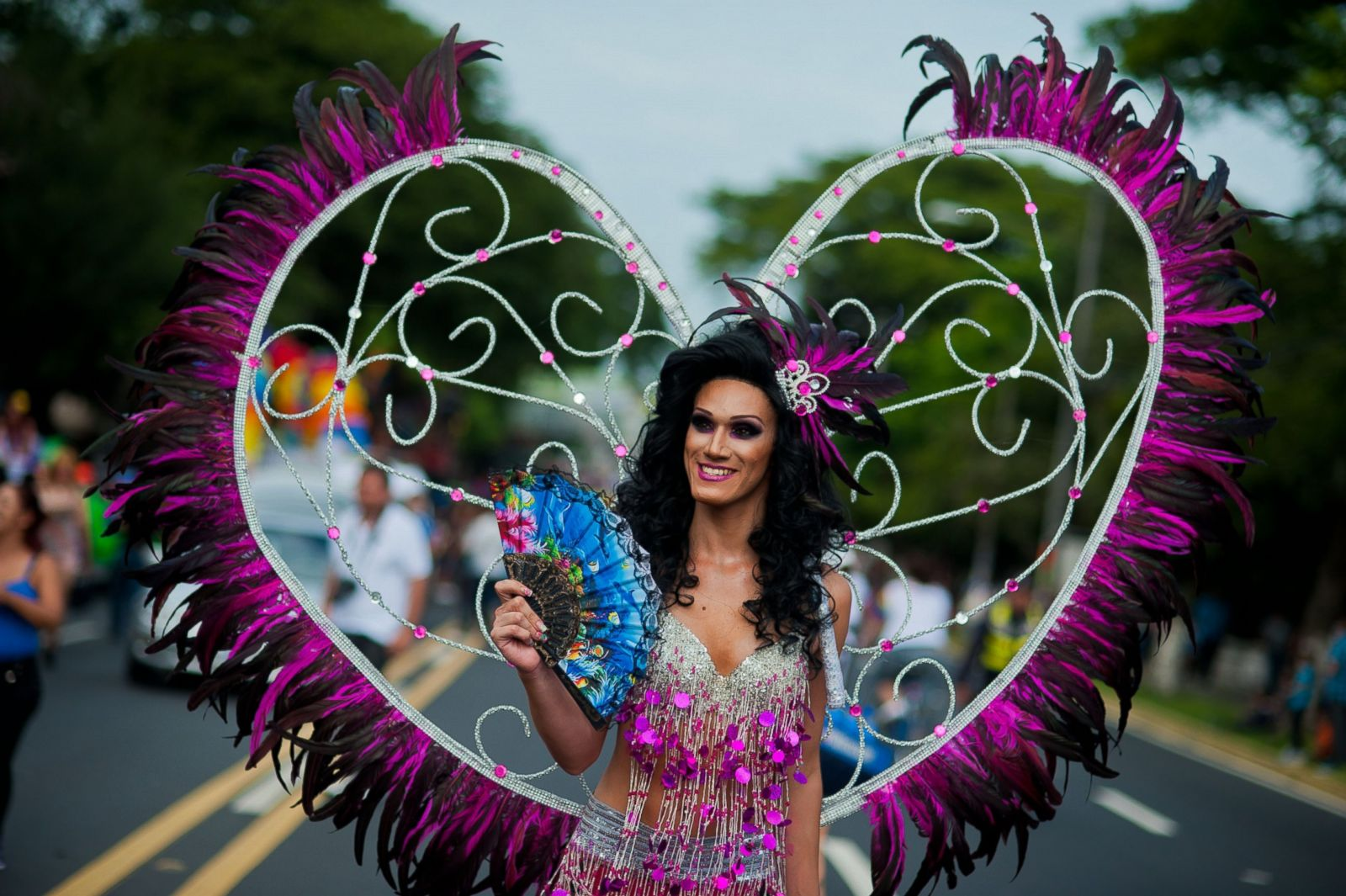 Gay Pride Parades Around the World Photos - ABC News