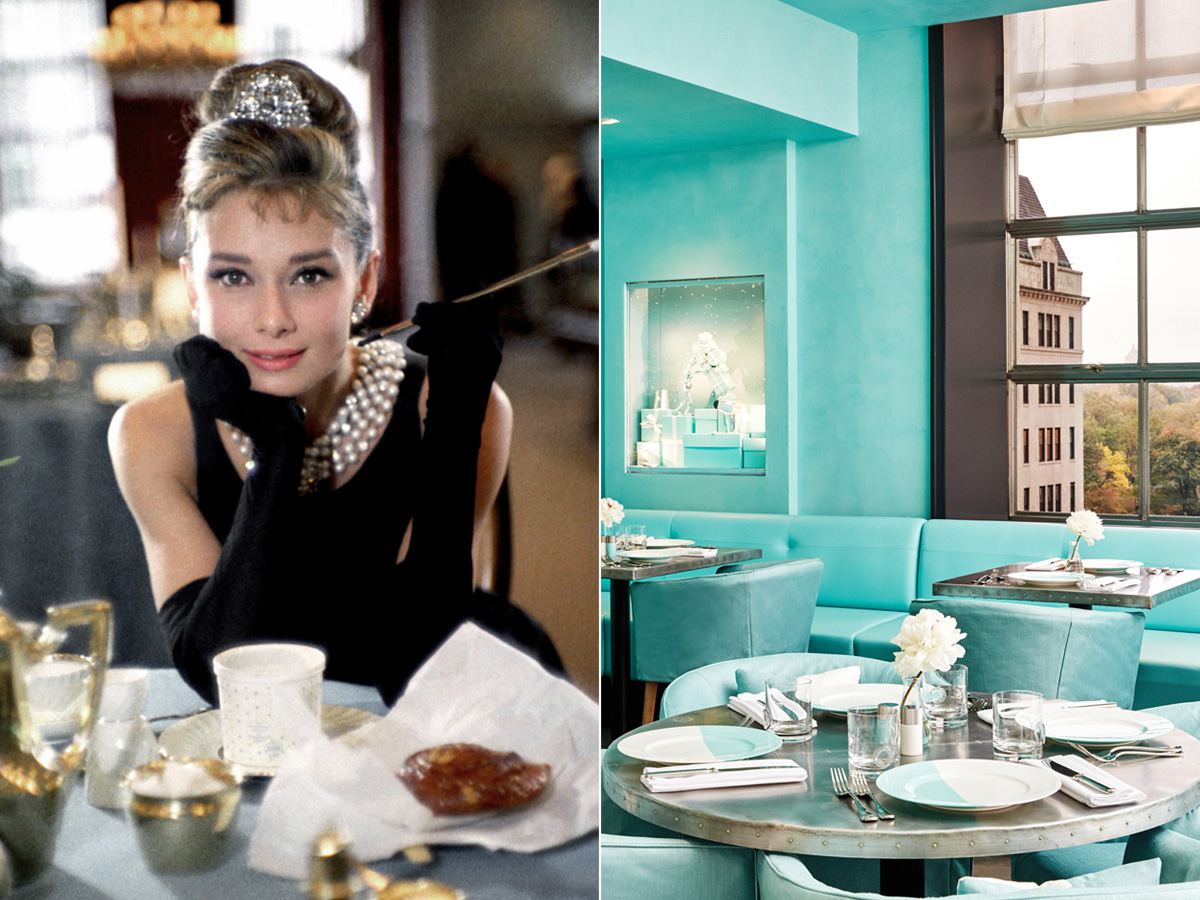 Audrey hepburn videos at abc news video archive at for Breakfast at tiffany s menu