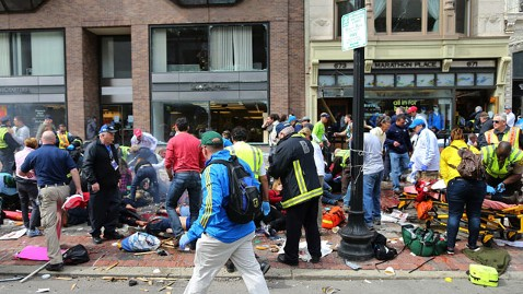 gty marathon street boston tk 130415 wblog Boston Marathon Victims: How to Help, Find Information