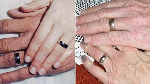 ht joyce werner wedding band ll 130204 wblog Wedding Ring Lodged Behind Bathroom Vanity Found 40 Years Later