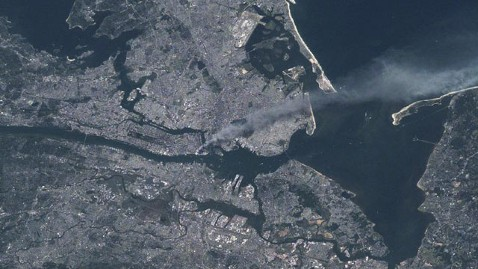 pd 911 space kb 120911 wblog Astronaut Frank Culbertson Saw 9/11 From Space