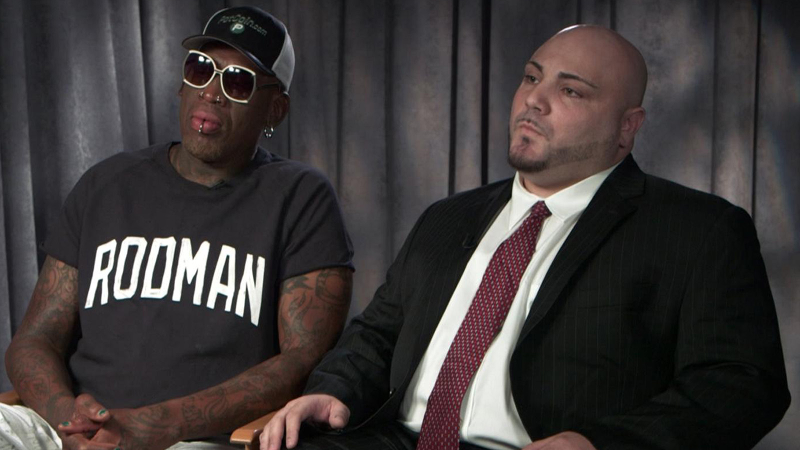 Dennis Rodman Videos at ABC News Video Archive at abcnews