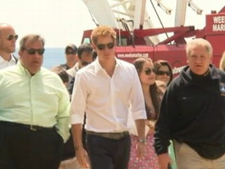 Prince Harry Meets Jersey Shore