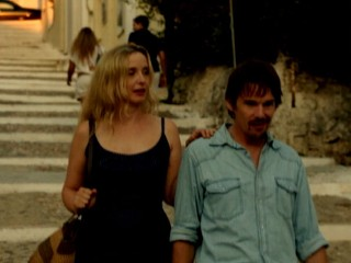 Ethan Hawke, Julie Delpy on 'Before Midnight'
