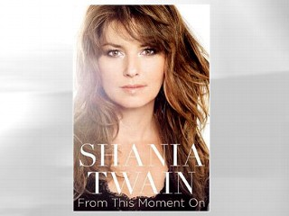 PHOTO: Shania Twain?s book cover, 'From this Moment On.'