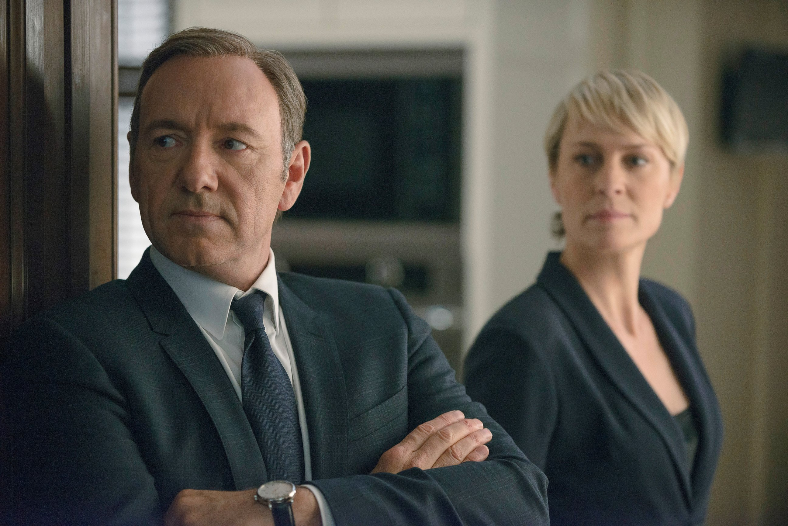 HT house of cards ml 140214 Coming Up on This Week: Extreme Weather, Kevin Spacey