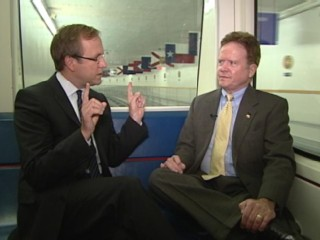 VIDEO of Senator Jim Webb on ABC's 'Subway Series'