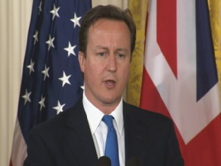 Video: UK Prime Minister David Cameron talks about Lockerbie bomber.