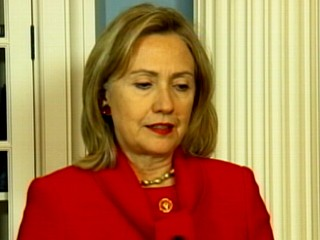 VIDEO: Hillary Clinton Remembers Richard Holbrooke