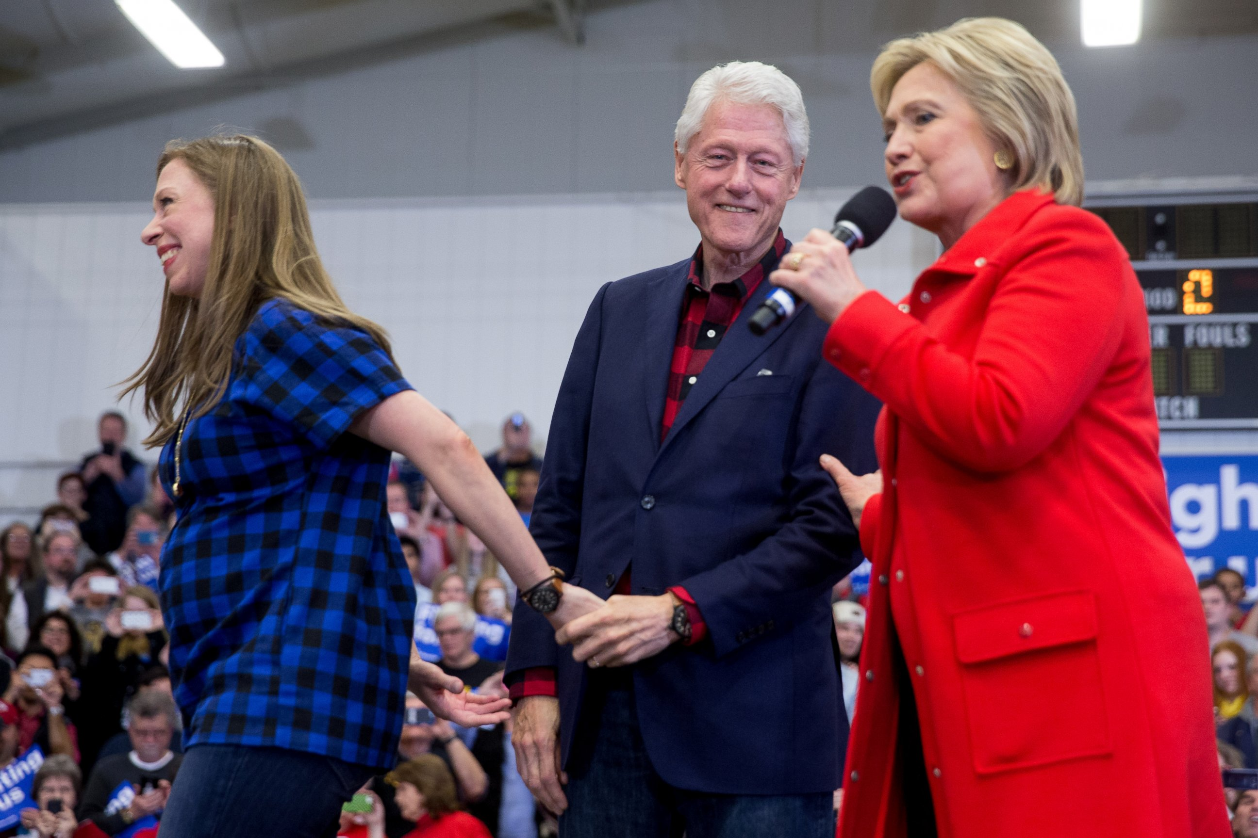 Chelsea Clinton Photos And Images Abc News