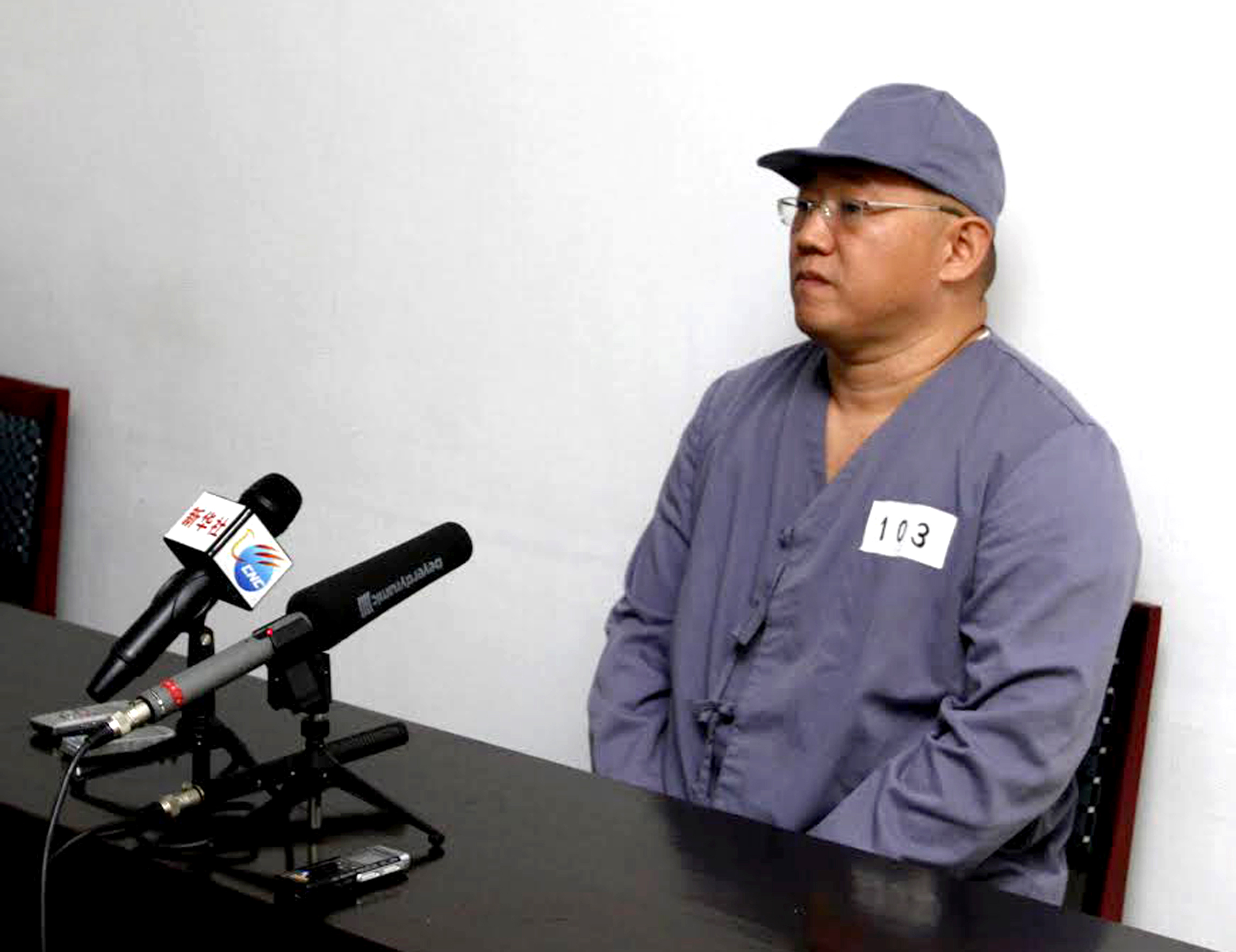 AP north korea american missionary sk 140120 North Korea Sent Kenneth Bae to Labor Camp to Protest B 52 Flights