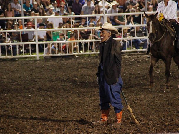 AP obama rodeo clown jef 130812 4x3 608 Rep. Steve Stockman Invites Obama Rodeo Clown to Texas