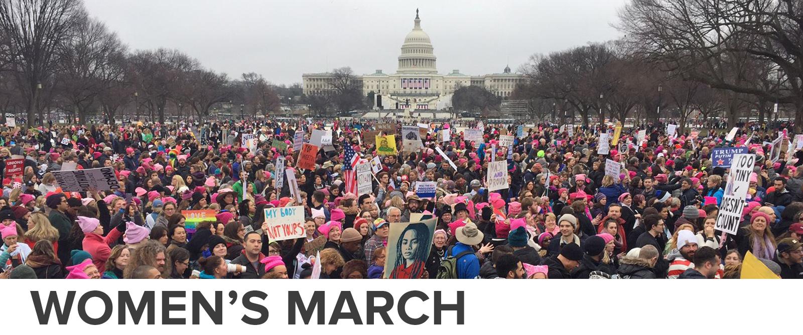 Women s March on Washington: News, Videos and Photos-ABC News