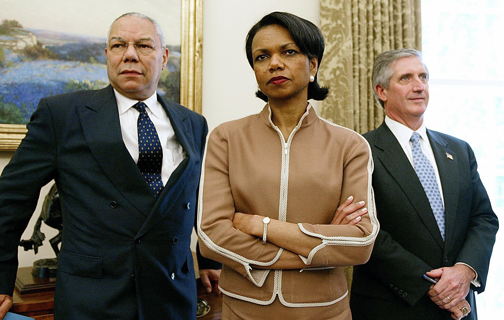 condoleezza rice is a woman with Former secretary of state condoleezza rice's book,  her experiences as an african american woman in various parts of the world — including in alabama.