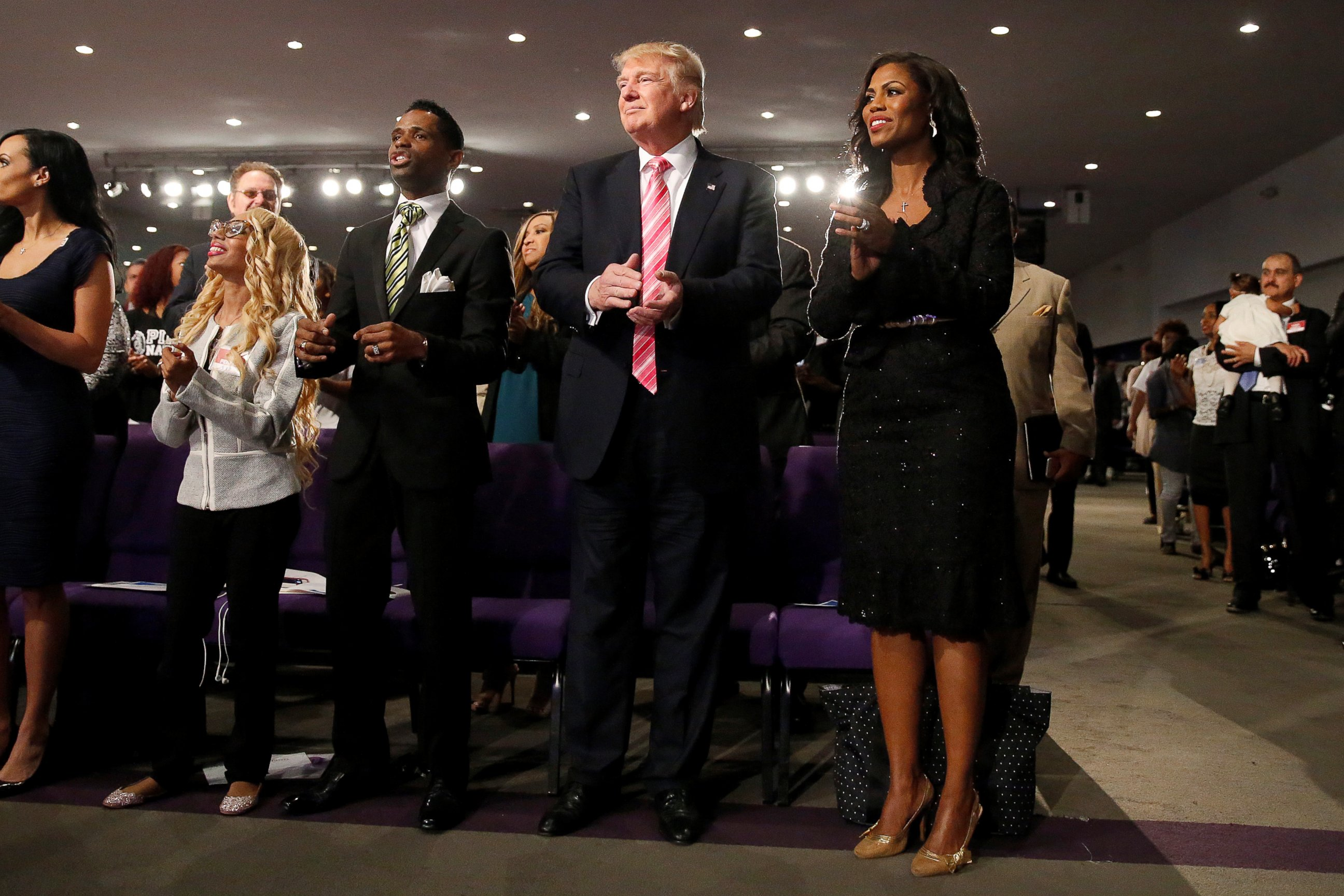 Omarosa Manigault Videos at ABC News Video Archive at abcnews.com