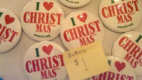 abc 11 christmasbuttons jt 120915 wblog Values Voter Summit: 11 Best Giveaways