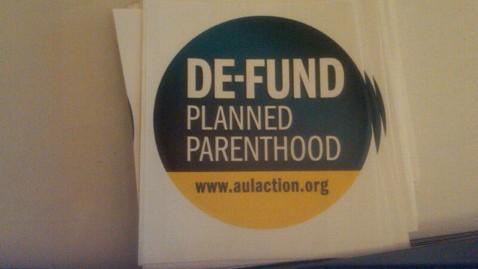 abc 3 defund parenthood jt 120915 wblog Values Voter Summit: 11 Best Giveaways