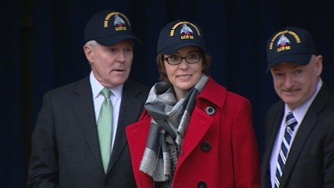 Navy Announces USS Gabrielle Giffords