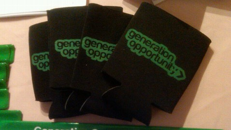 abc 9 beercoozies jt 120915 wblog Values Voter Summit: 11 Best Giveaways