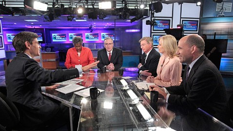 abc TWGS 8 roundtable jt 120422 wblog George Will Writes Off Jeb Bush as VP Possibility