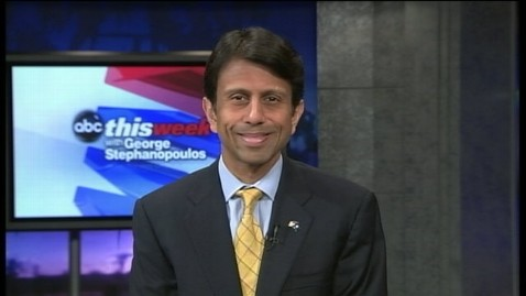 abc TW bobby jindal jt 120708 wblog Sunday Sound: Heard on This Week