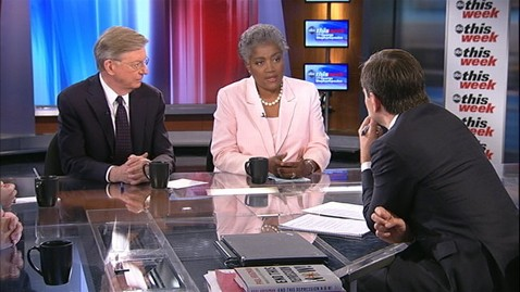 abc TW george will donna brazile jt 120603 wblog George Will Bashes Bloombergs Planned Soda Ban