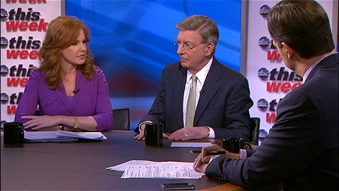 abc TW george will liz claman jt 120527 wblog Sunday Sound: Heard on This Week