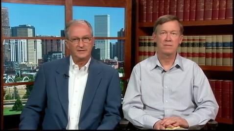 abc TW john hickenlooper steve hogan jt 120722 wblog Gov. John Hickenlooper: James Holmes Would Have Created Horror Without Guns