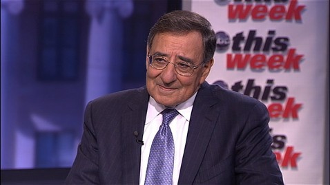 abc TW leon panetta jt 120526 wblog Asked to Confirm Military Is Ready for Iran Strike, Panetta Says Pentagon Has Plans for Everything