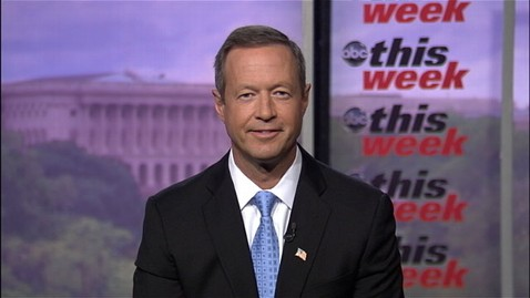 abc TW martin o malley jt 120708 wblog Gov. Martin OMalley: Mitt Romney Bet Against America With Swiss Bank Account