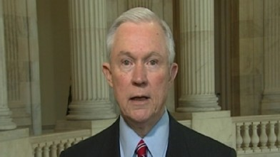 abc ann tl two 111020 wb GOP Sen. Jeff Sessions: Food Stamps Out of Control