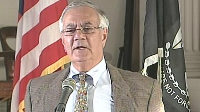 abc barney frank 111128 wb Herman Cains New Accuser, Barney Frank Will Retire, Brownback Apologizes to Teen Tweeter, and A History of Newt; The PM Note