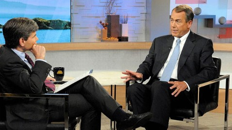 abc boehner stephanopoulos nt 130611 wblog John Boehner Wasnt Always Tied to Hastert Rule on Immigration